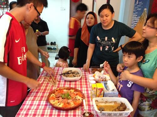 CNY Celebration 2014