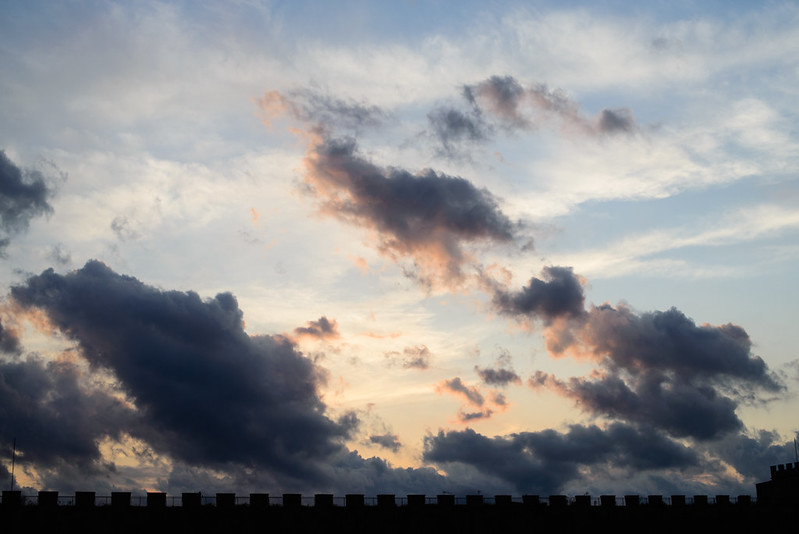 El cielo en Pisa