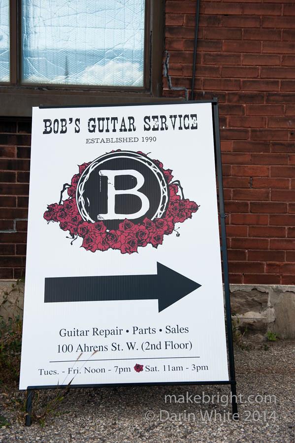 Bob Egan shop visit 009