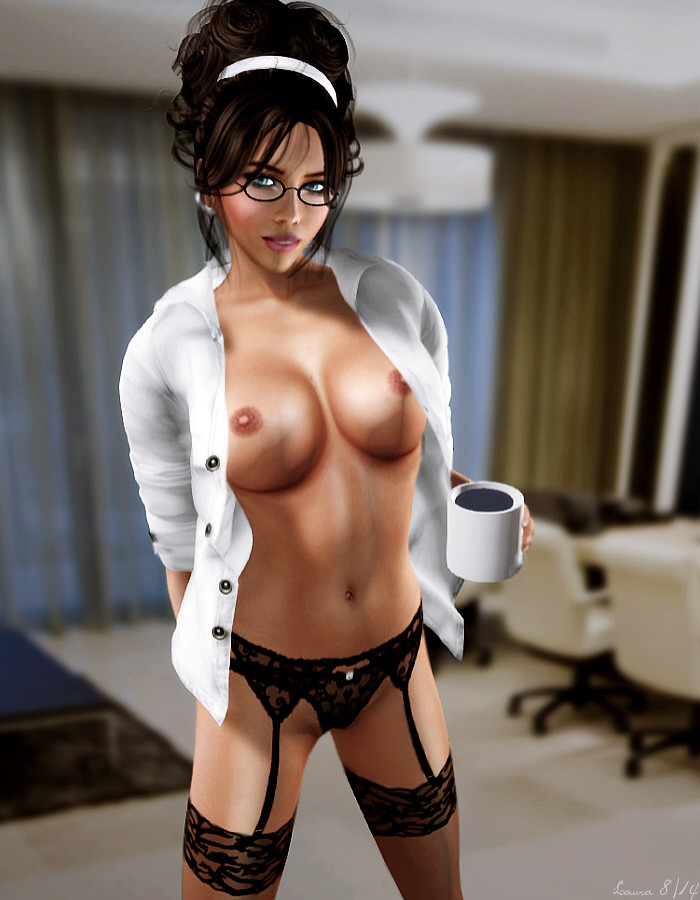 Good   morning Sir. Your coffee Sir