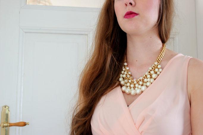 Zara perlenkette - blogger perlenkette