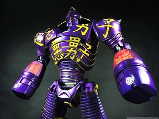【玩具人'鍾杯' 投稿】3A 鋼鐵擂台 超惡男子 Noisy Boy  開箱分享 !