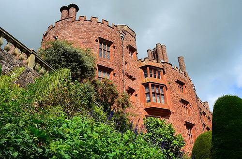 castle powis powiscastle welshpool