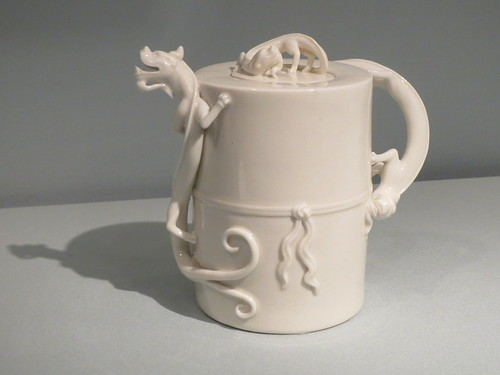Asian Animal Teapot