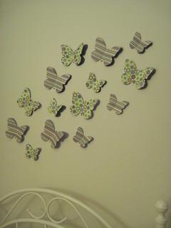 Paper Butterflies 7