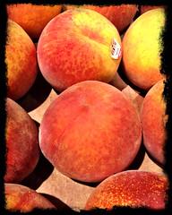 peach, produce, fruit, food, nectarine, still life photography,