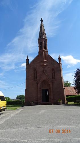 6079 -Leitersweiller Protestant Church - D52