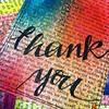 Work in progress:  thank you postcard for #thethankyoupostcardproject. A simple thank you is enough.  #postcard #handwritten #pen #cursive #sprayink #vintagebookpage #handmade #pspercrafts #thankyou #thanks #sayit #kindness #payitforward