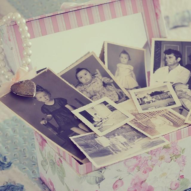 #desafioprimeira 16- Memória o que te traz lembranças?