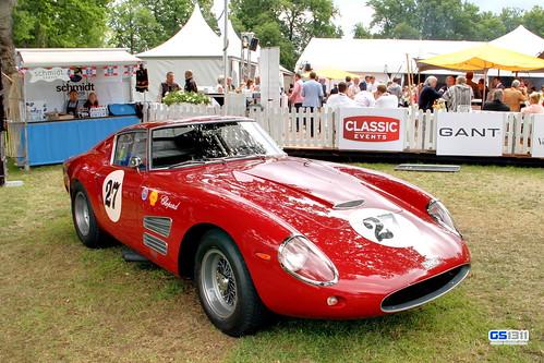 1961 Ferrari 250 GT Drogo Coupé
