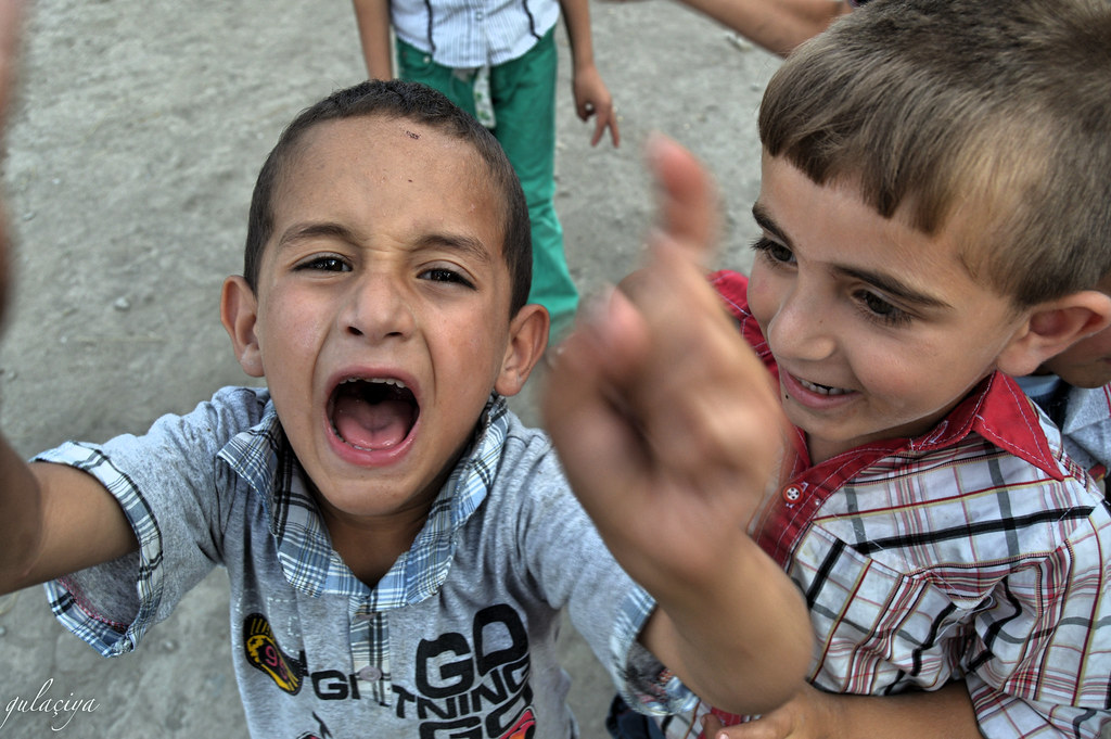 Zarokên Kurd