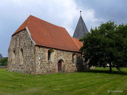 Wallstawe - St. Katharina Church