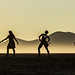 The Iron March by Kevin MacDonald Burning Man 2014 by Dust To Ashes