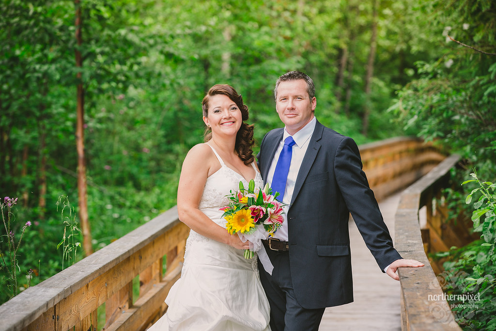 Andrea & Clarke - Ancient Forest Wedding Photos