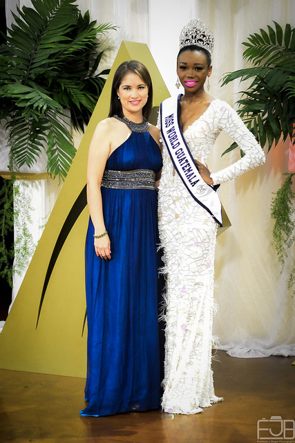 Final Evento Miss GyT Continental  Miss World Guatemala Keyla Bermudes