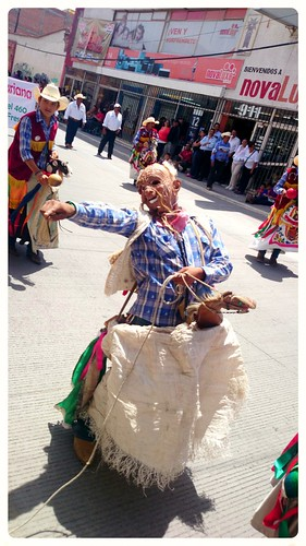 El viejo de la danza
