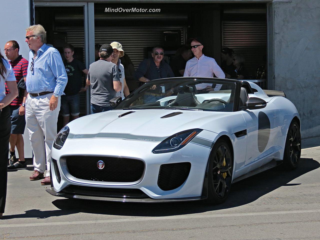 Jaguar Project 7 Laguna Seca