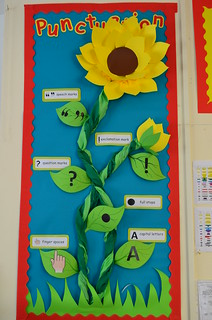 Year 1 classroom display