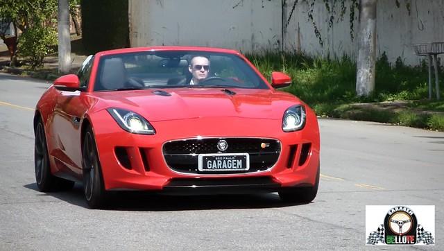 Jaguar F-Type V8 S Roadster