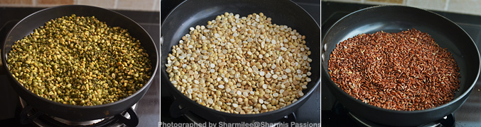 Hot to make Sathu Maavu Recipe - Step8