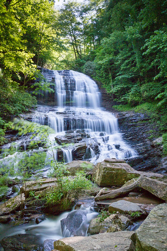 family usa waterfall unitedstates asheville northcarolina falls hendersonville saluda 2014 pearsonfalls