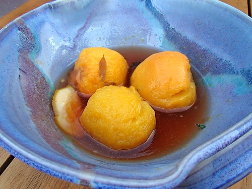 Paved with Good Intentions: Trail of Crumbs: Wild Peaches ...