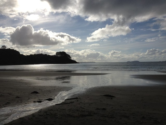 Tide going out | Waiheke Island