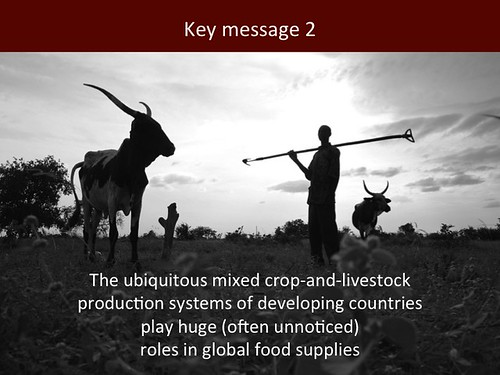 Mixed Crop-Livestock Systems: Slide 09
