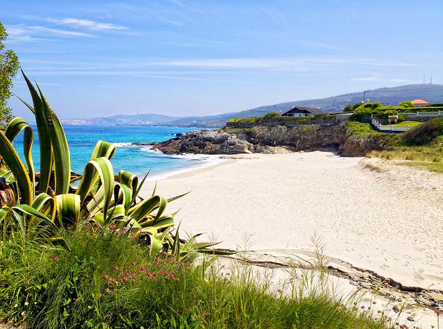 Playa de O Reiro ( Arteixo,Galicia)