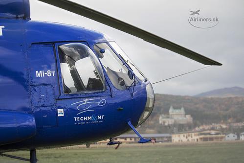 OM - XYC Techmont Mil Mi-8 T