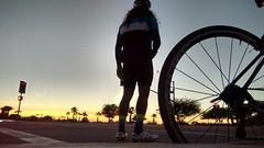 I #vote to ride bikes all day. #cycling #coachella #indio #laquinta #feltbicycles #sunrise #wakethatassup