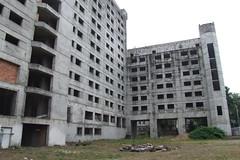 Abandoned hotel, 14.07.2013.