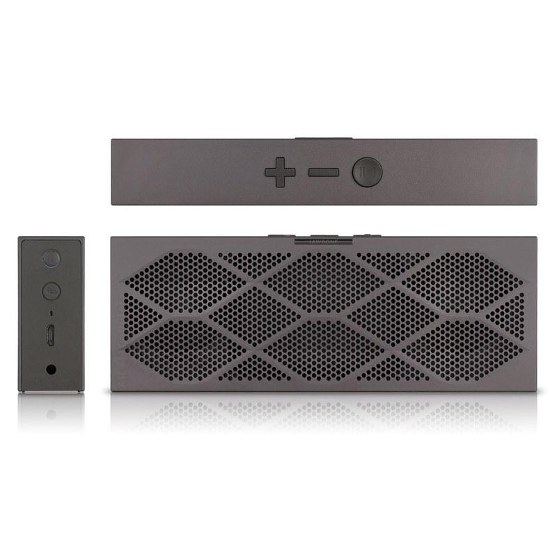 mini jambox by jawbone wireless bluetooth speaker graphite. Black Bedroom Furniture Sets. Home Design Ideas