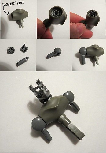 Galidor Limb Adapter