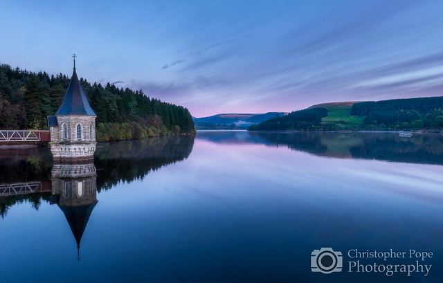 Pontsticill Reservoir - Brecon Beacons
