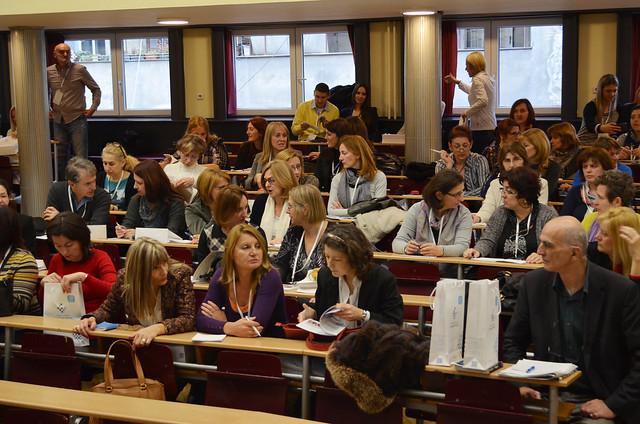 """Koнференција за наставнике средњих стручних школа економске групе предмета - """"Економија, пословно управљање и статистика – савремене тенденције у средњем стручном образовању"""""""