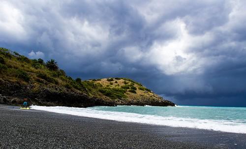 mare cielo promontorio spiaggia