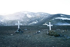 Whaler's Graves, South Georgia and the South Sandwich Islands