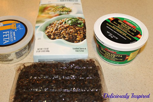 Lentil - Easy - Ingredients