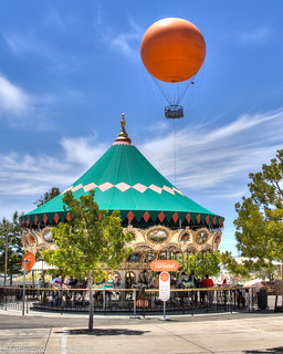Great Park Carousel and Balloon
