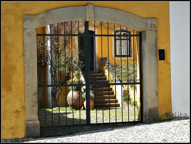 THROUGH DOORS AND WINDOWS