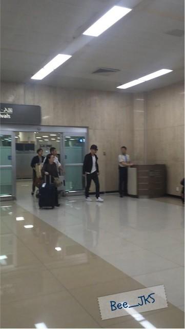[Pics] Jang Keun Suk returned from Japan to Korea_20140510 13966910119_f0456eb85c_z