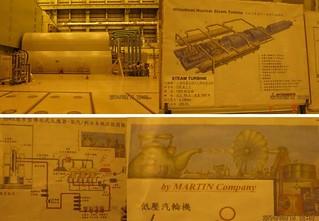 汽機房。來源:蔡雅瀅,台灣蠻野心足生態協會