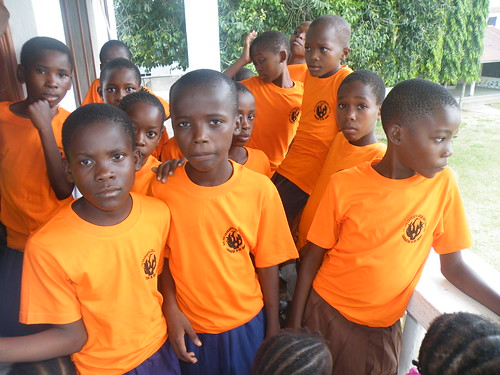 Malindi Baptist Children visit