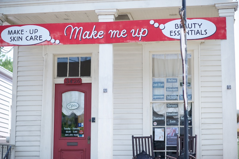 make up shops in new orleans