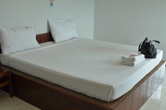 bed frame, furniture, room, bed sheet, suite, bed, mattress, bedroom,