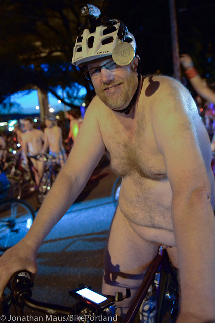2014 World Naked Bike Ride -83