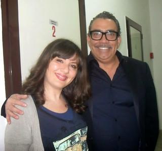 Marilù Cardascia e Guillermo Mariotto