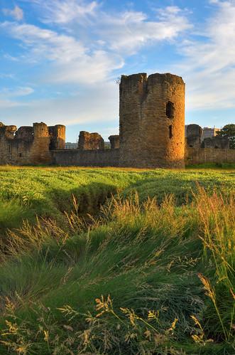 sky castle history wales nikon view 5100 hdr northwales nikon5100