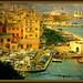 KORSIKA, Im Hafen von Bastia, Vieux Port, (serie) , 11166/3432 by roba66
